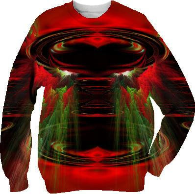 Entering the New Dimension sweatshirt