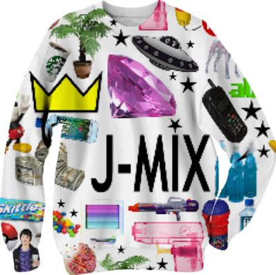 J Mix Is Everything