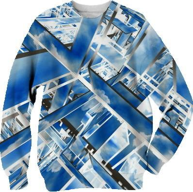Skyland 3D Real Estate Sweatshirt