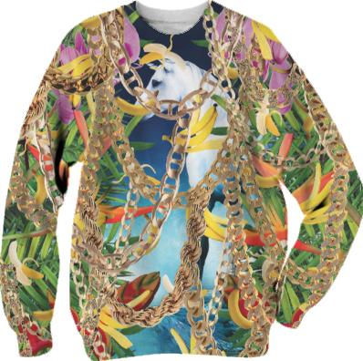 Tropical Chains Magic Sweat