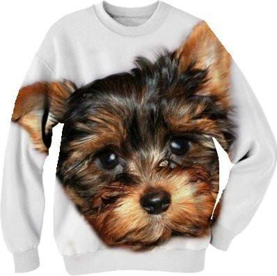 Yorkshire Terrier puppy design