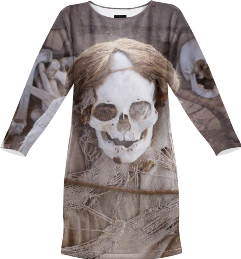CHAUCHILLA MUMMY Sweatshirt Dress