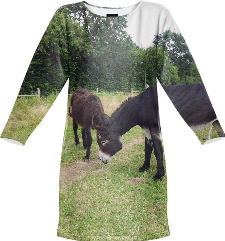 Donkey SWEATSHIRT DRESS