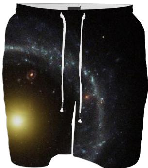Galaxy Circle Swim Short