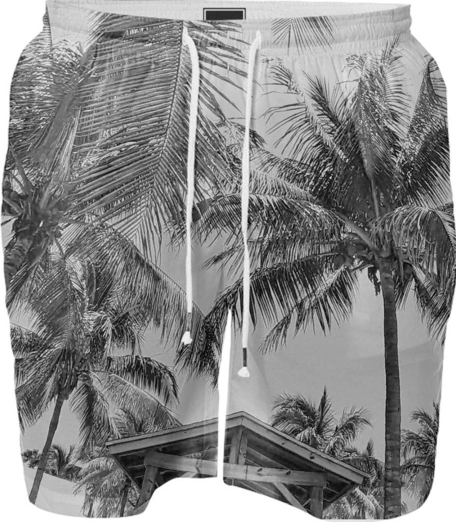 Paradise Swim Trunks