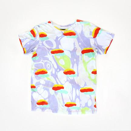 FLOATING HOTDOG T SHIRT