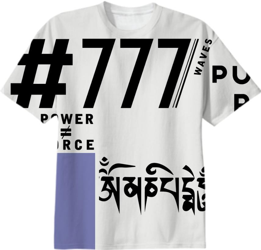 777 Pure Pussy Tee
