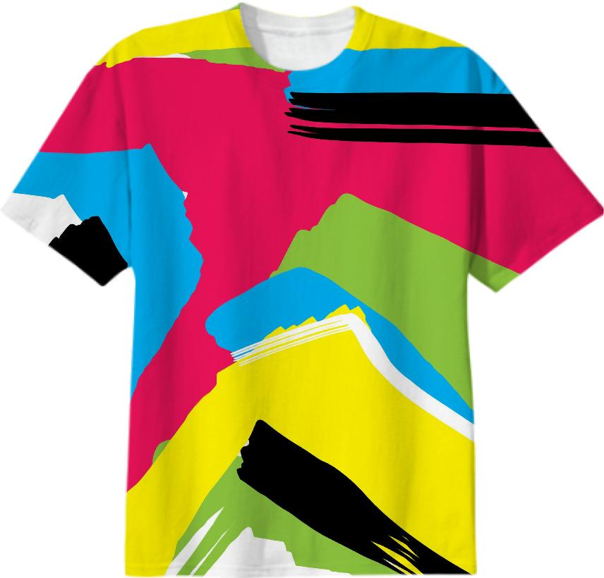 Abstract 1 T Shirt