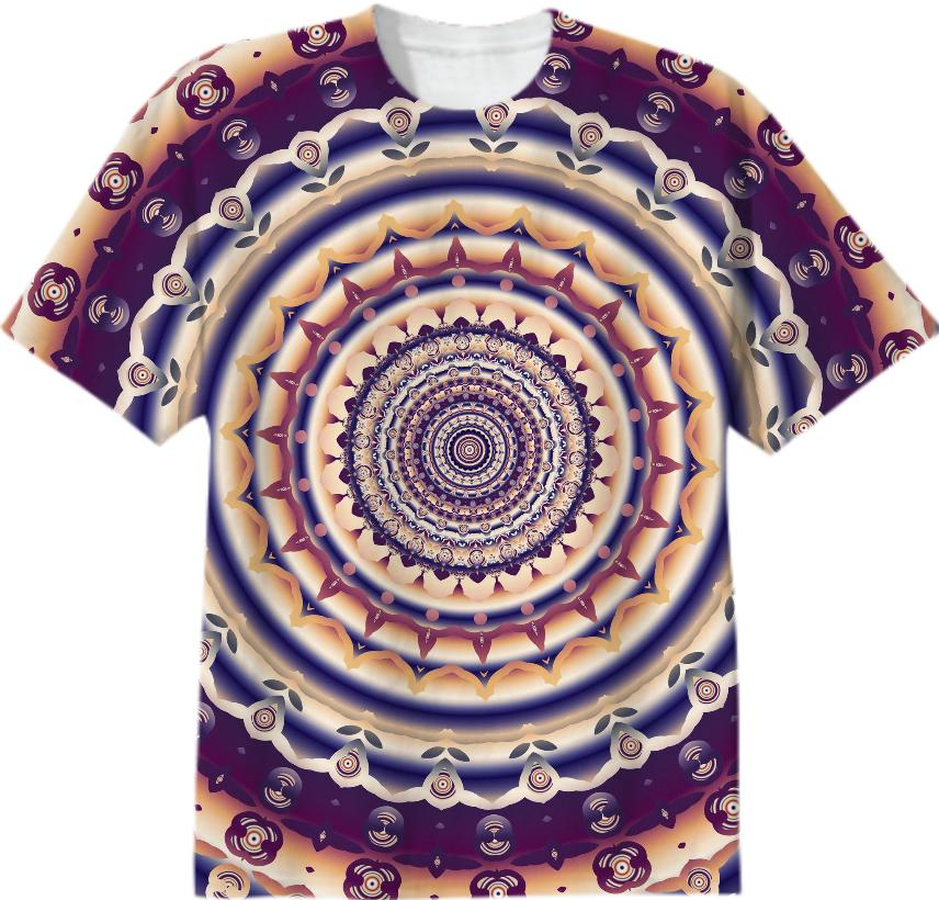 Abstractions in Colors T Shirt