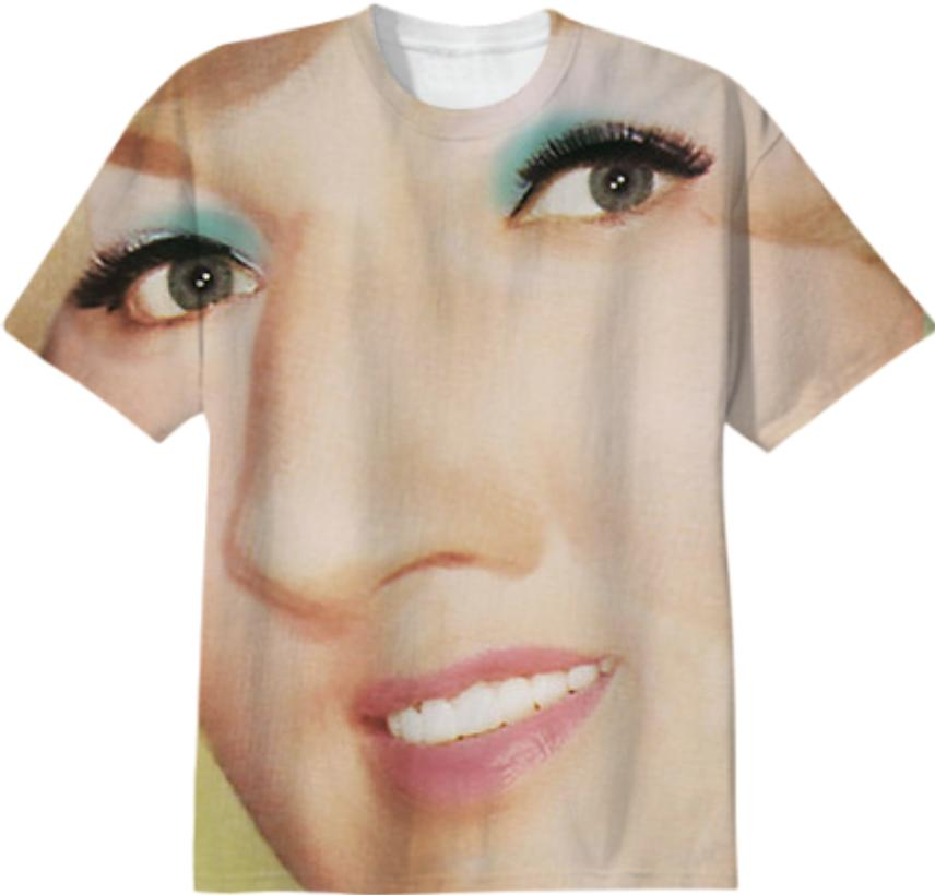 BEAUTY TWO T SHIRT