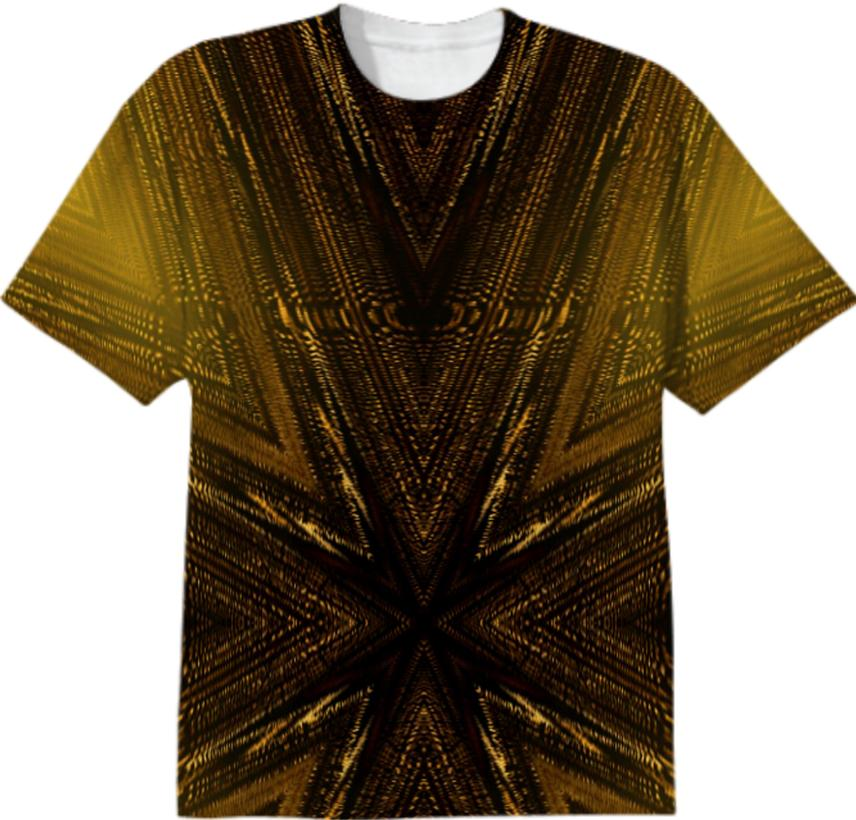 Brown Gold 1 T shirt