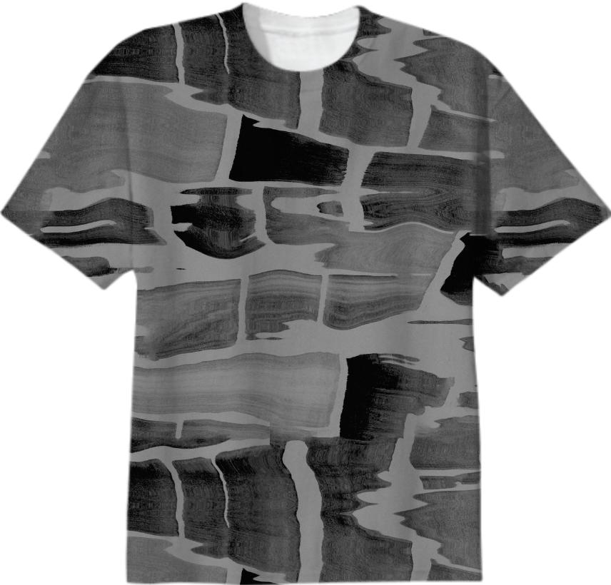 Brushed Camo Black Gray