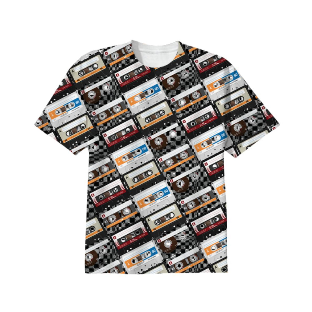 Cassette Tapes Shirt