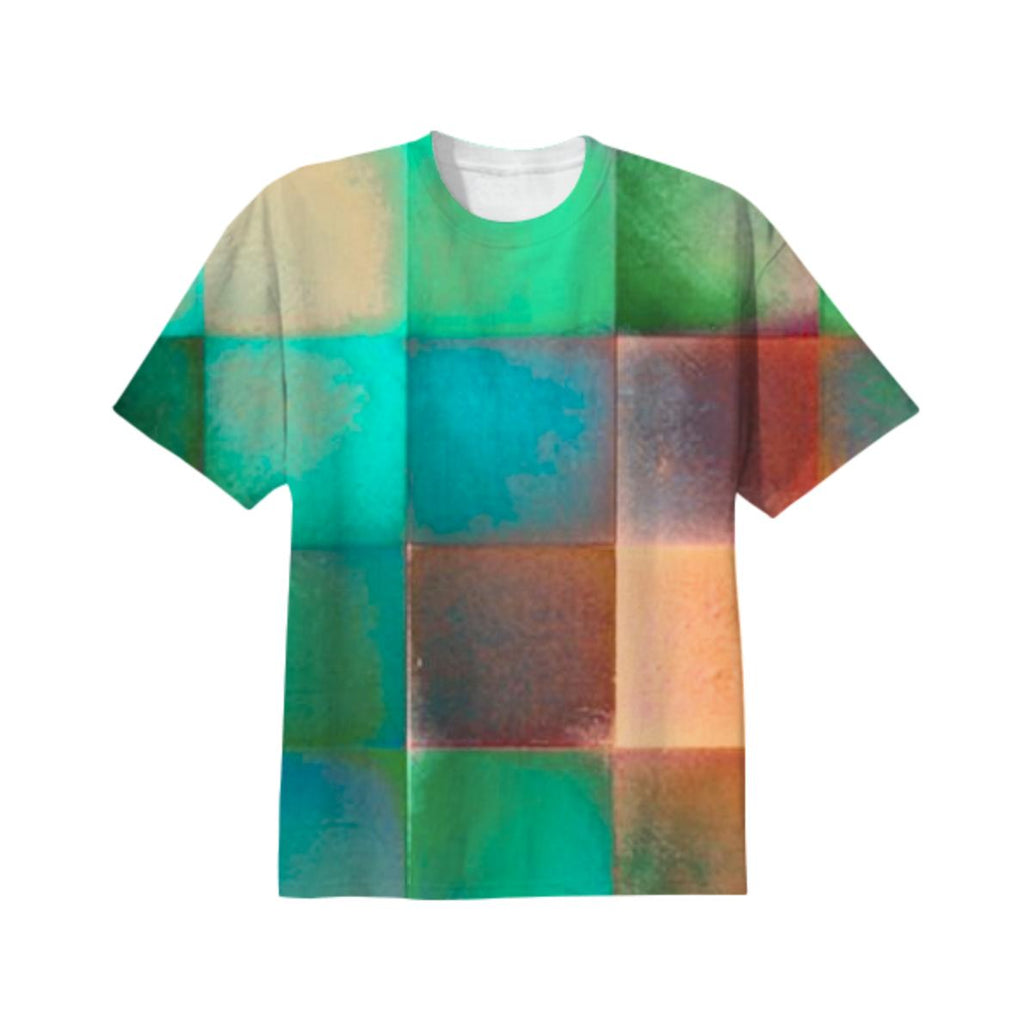 CHECKED DESIGN II T Shirt 2