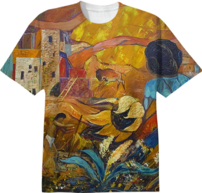 Cliff Dwellers T Shirt