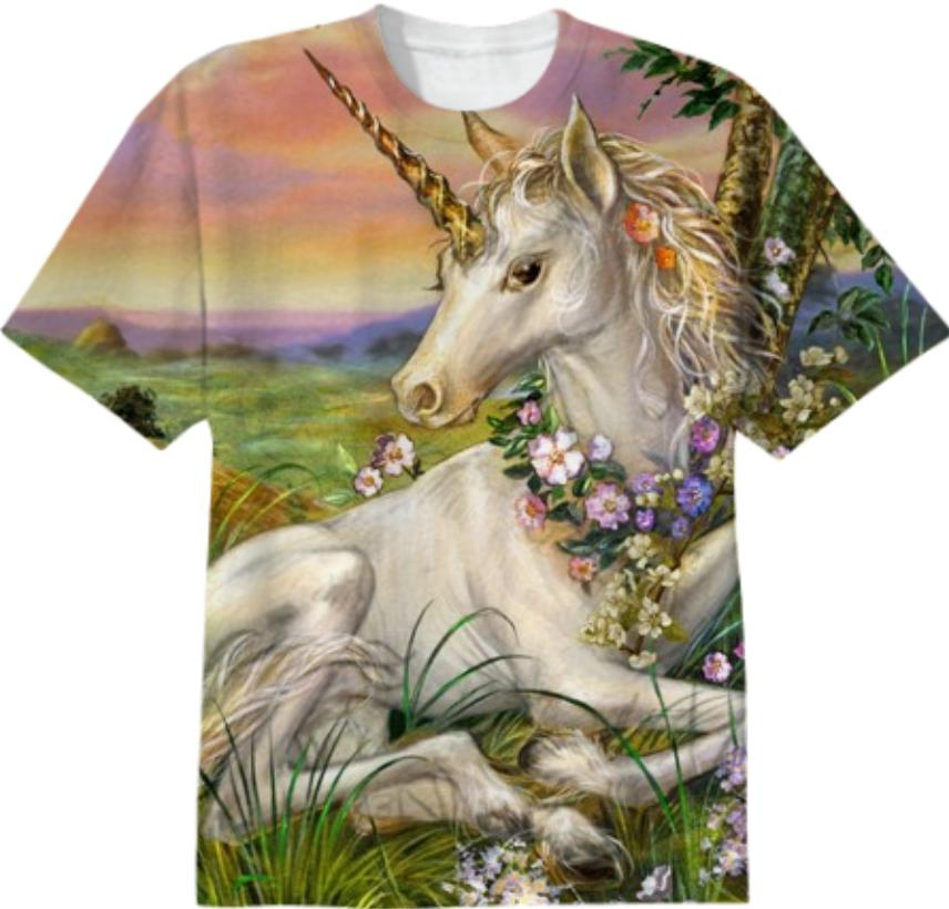 COOL UNICORN SHIRT