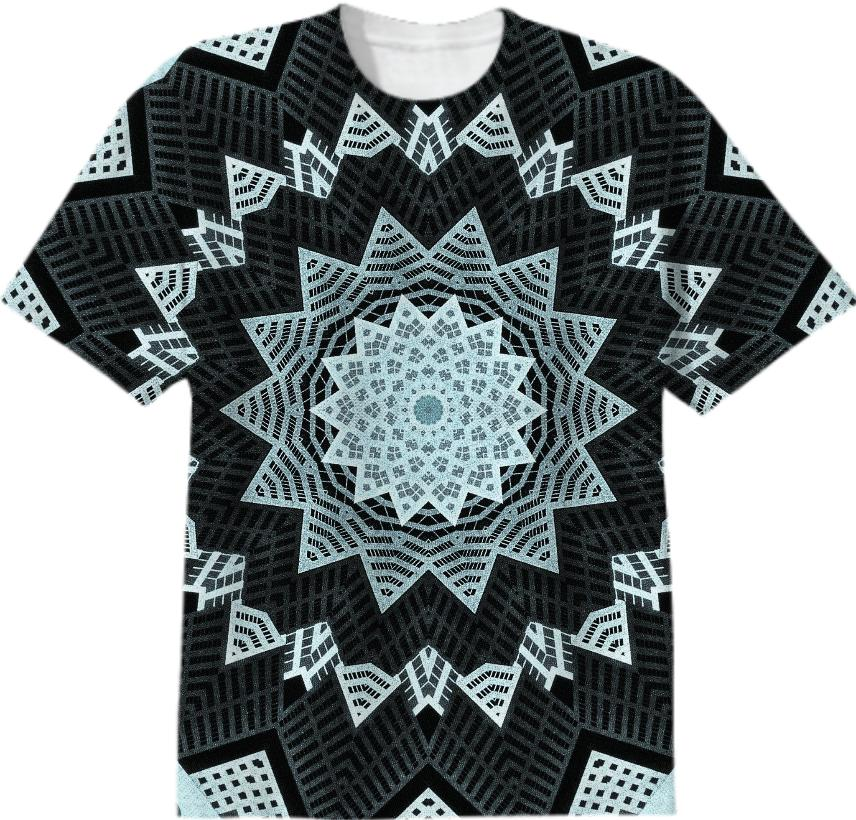 Deco Geometry T shirt