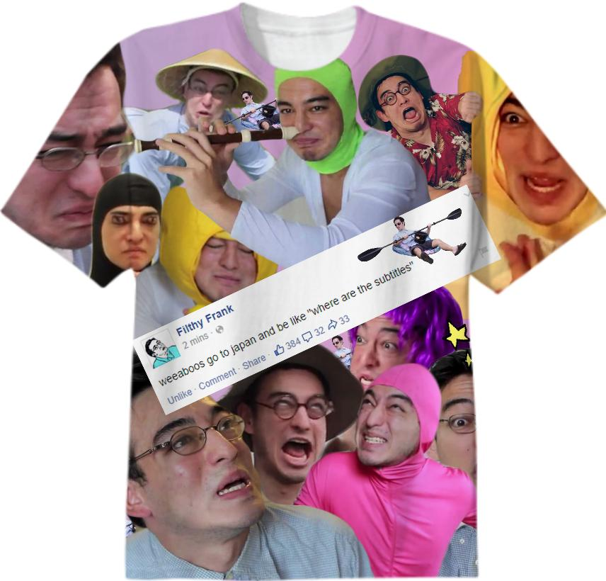 Filthy Frank Collage