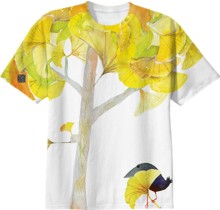 GINGKO FLIRT T SHIRT