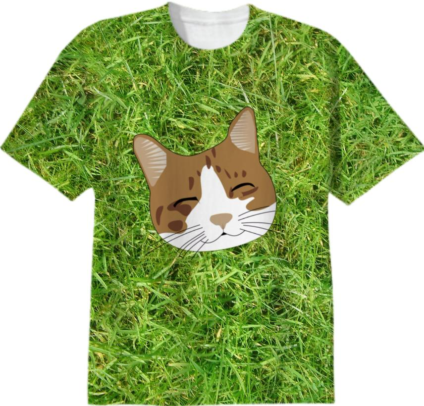 Hexie Grass Kitty