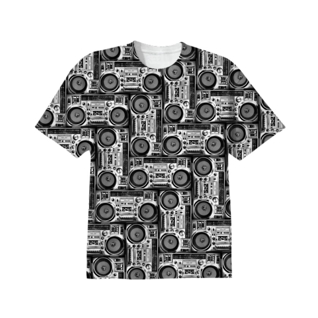 Lots Of Boomboxes Shirt