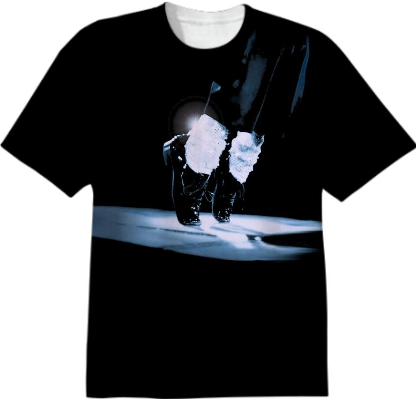 MJ Moonwalk T Shirt