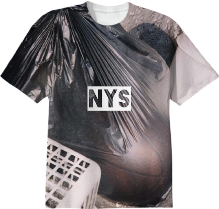New York Strangers Album Cover Tee