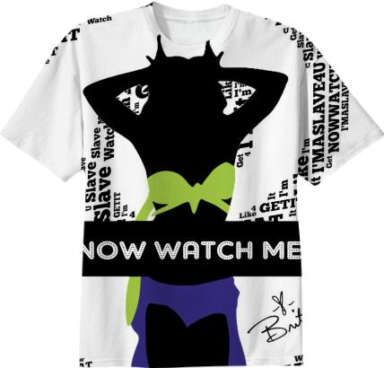 now watch me tee