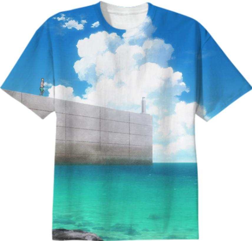 ocean breeze shirt