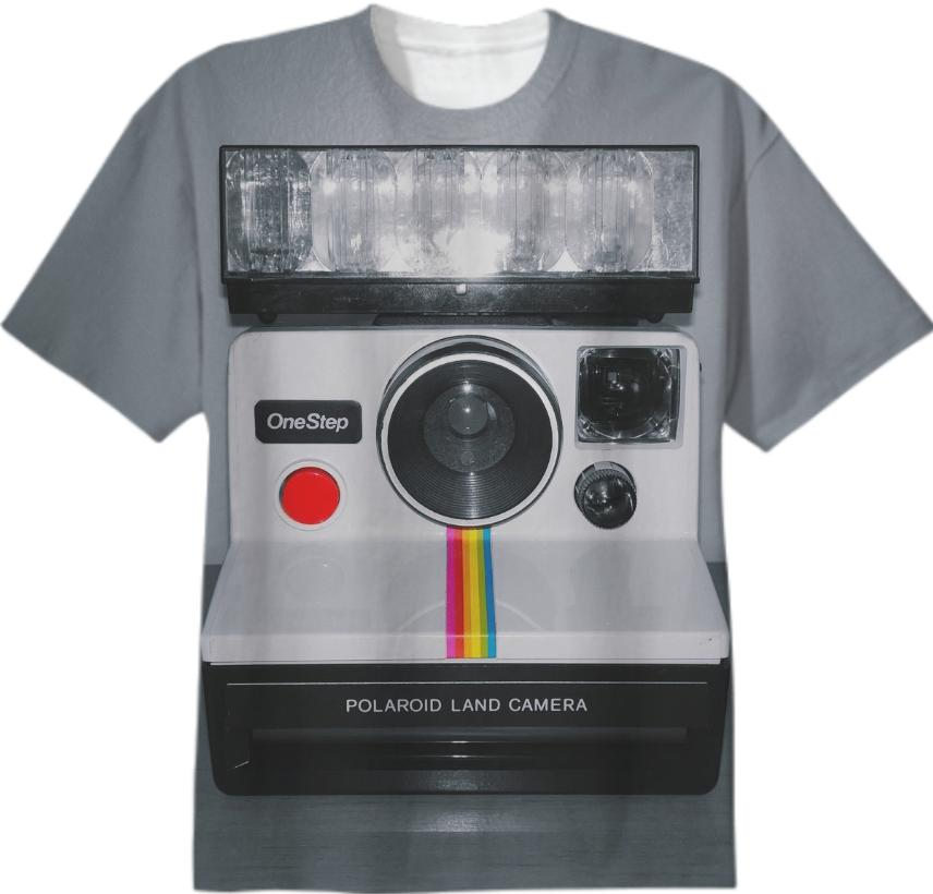 Polaroid T shirt