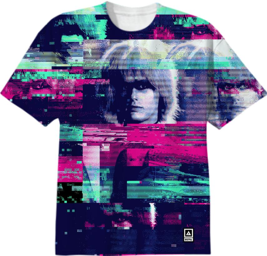 REPLICANT GLITCH 002 T SHIRT