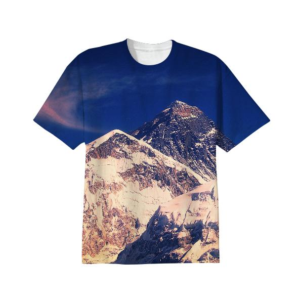 Snowy Peak Shirt