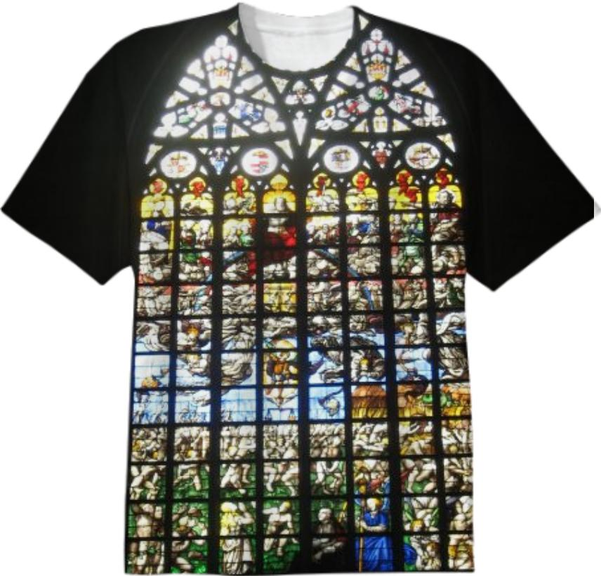 Stained Glass Tee