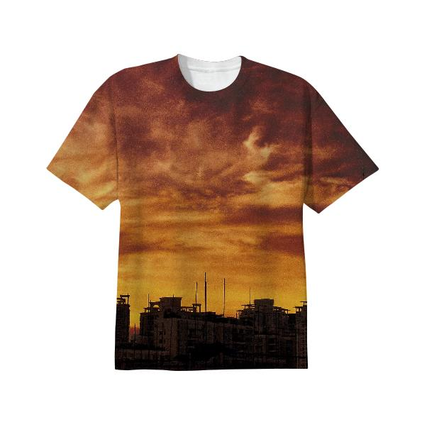 Sunset Skyline Shirt