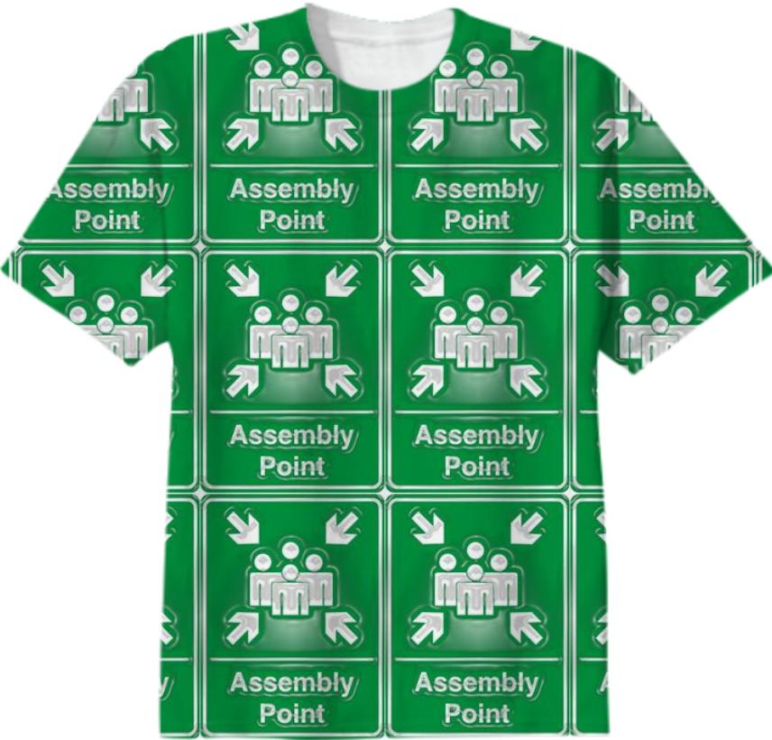 Assembly Point T Shirt