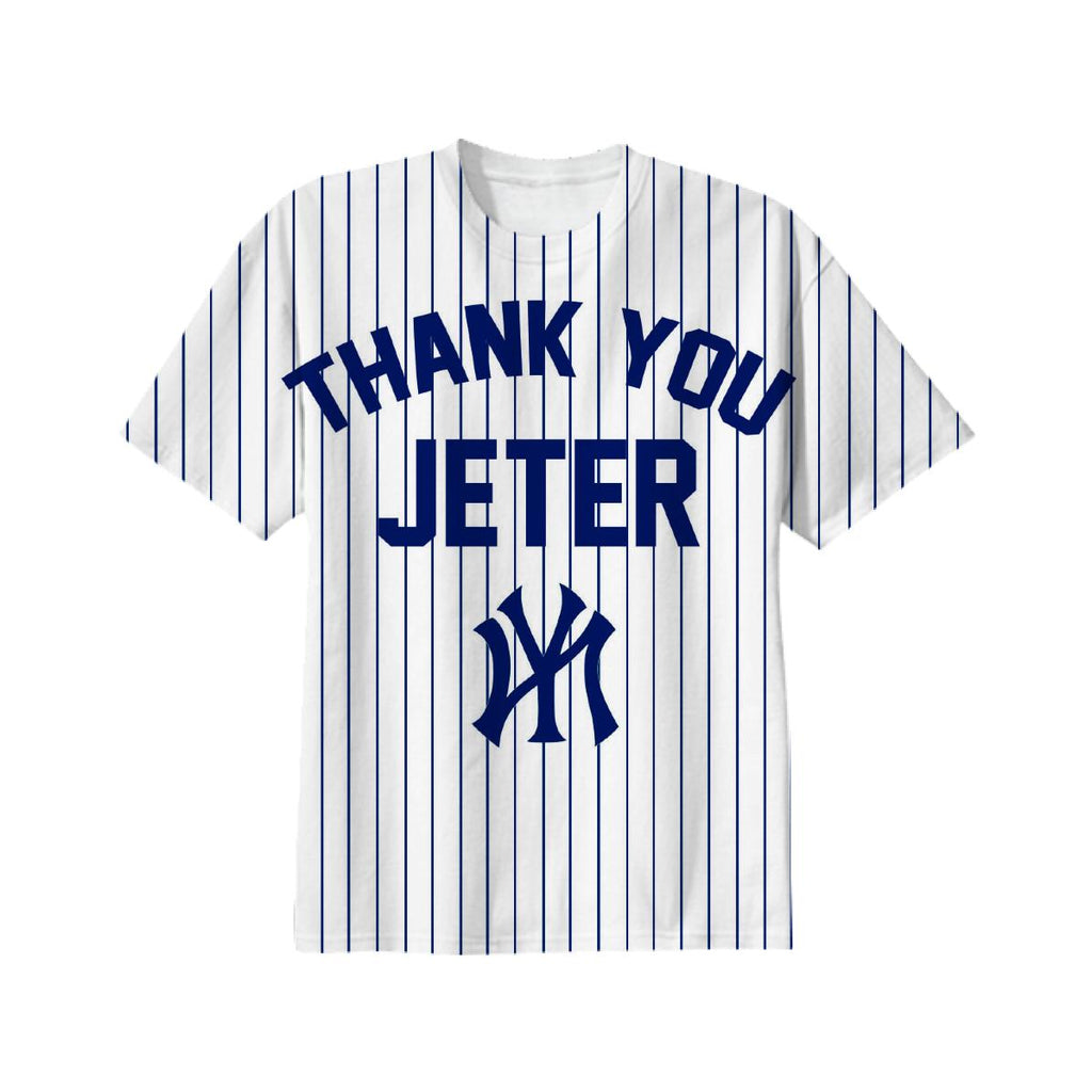 THANK YOU JETER