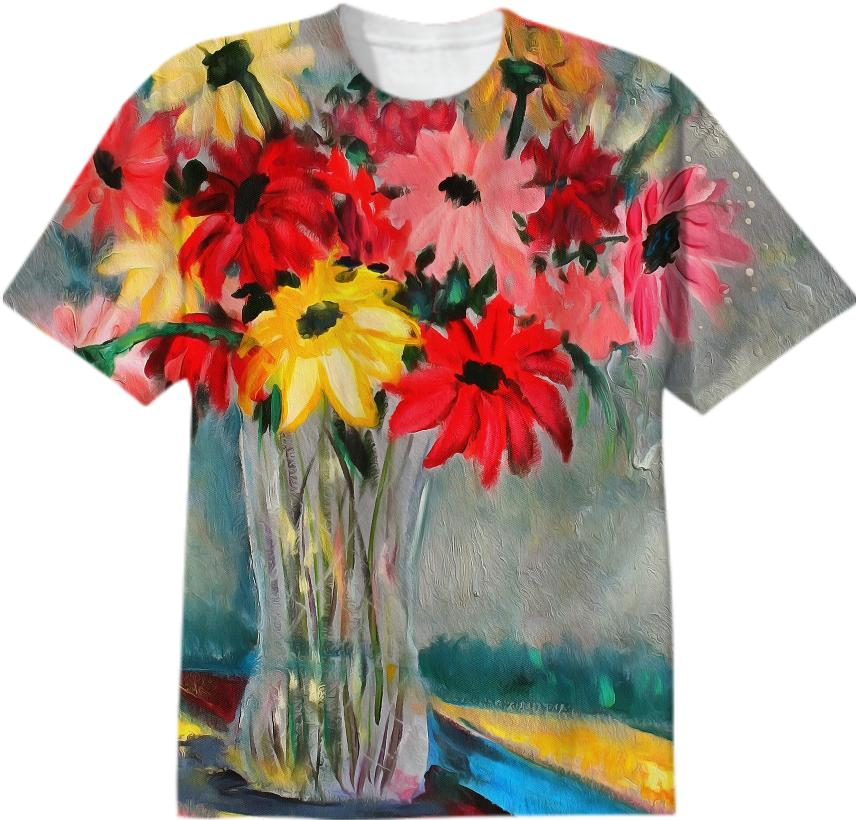 The Crystal Vase T Shirt