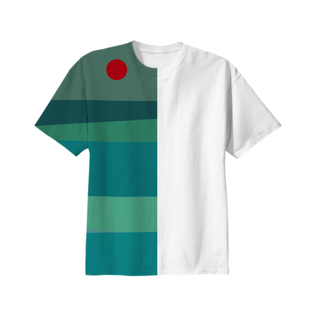 Water Stripes III Unisex T shirt