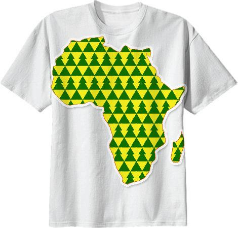 Africa Pattern Continent