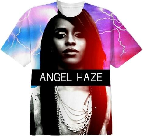 Angel Haze Lightning Bult Crew