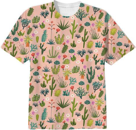Arizona Cacti Design