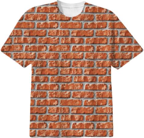 Brick Wall T Shirt