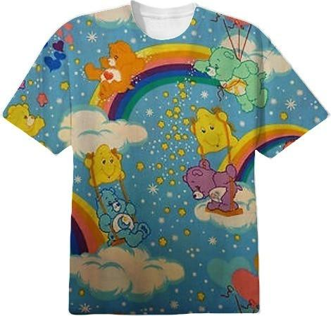 Care bears all over