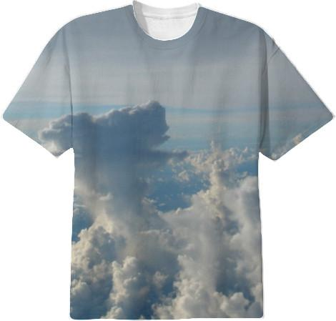 Cloud shirt