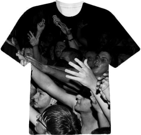 Crowd T Shirt