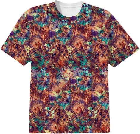 Digiflora Alternate Colorway T shirt