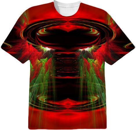 Entering the New Dimension Tshirt