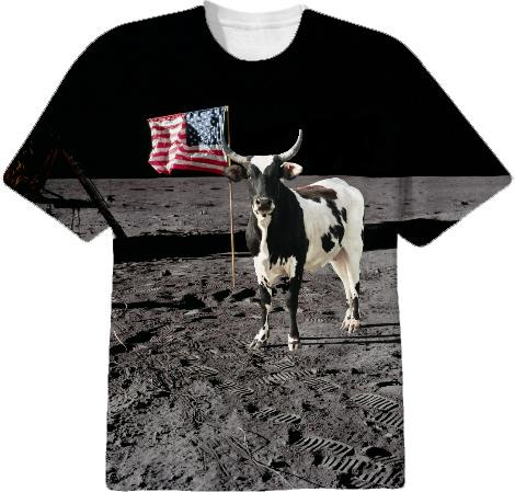 First Cow on the Moon
