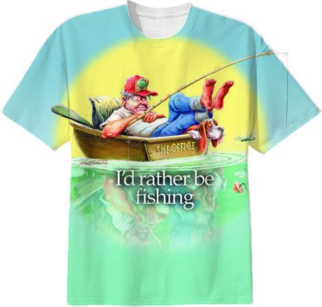 I d Rather be Fishing 2