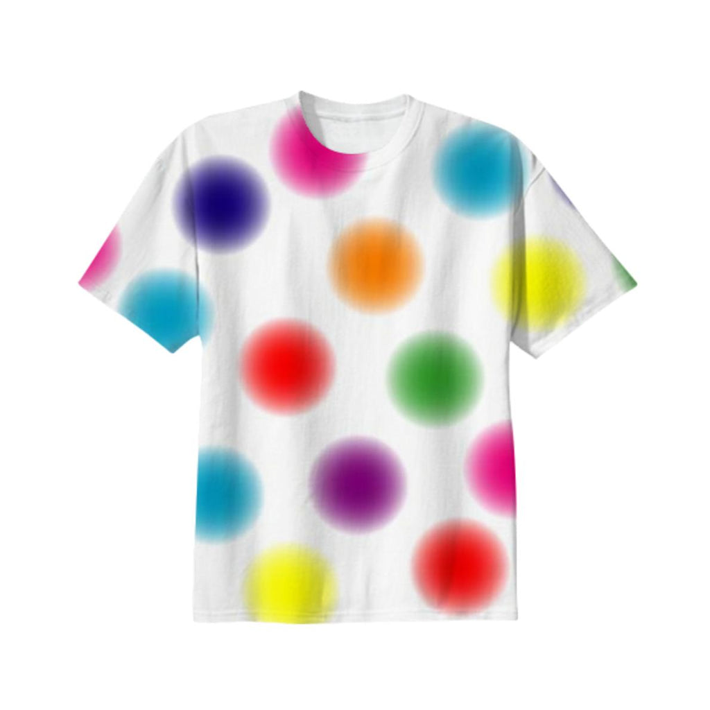 RAinbow DOTS LArge